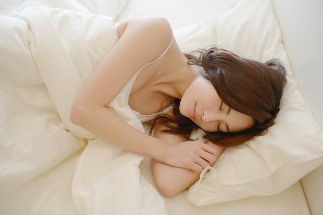良い眠りで明るい一年を