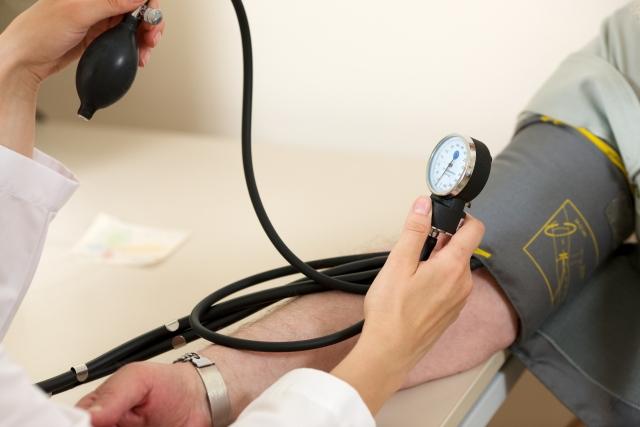 固有の血圧について